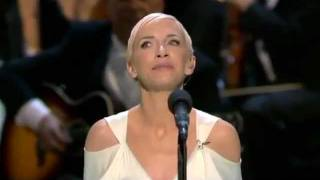 Watch Annie Lennox Into The West video