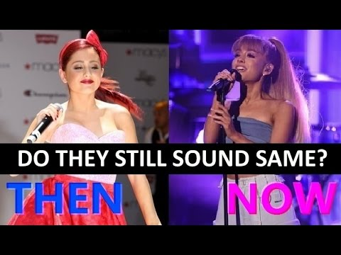 Famous Singers | THEN vs. NOW (Real Live Vocals Comparison in Same Song)