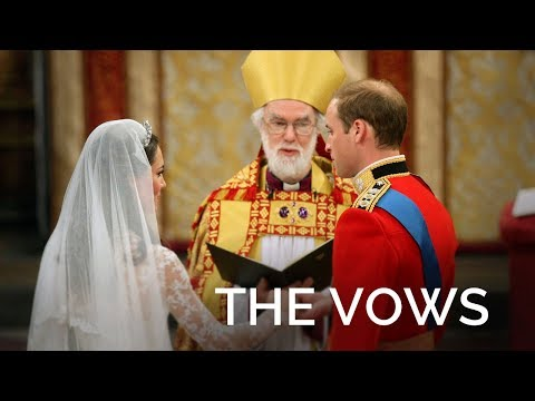 The Royal Wedding Vows