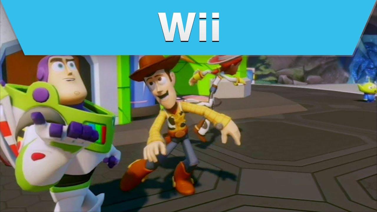 Wii Disney Infinity Wii Trailer Youtube