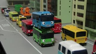타요 장난감 점프놀이 Tayo The Little Bus Toys Jump
