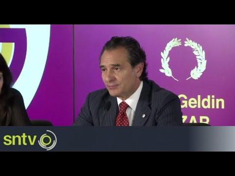 Prandelli targets Turkish title