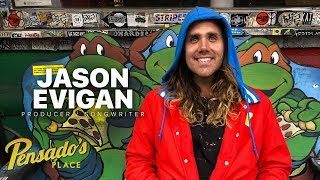 """Maroon 5 """"What Lovers Do"""" Producer / Songwriter, Jason Evigan - Pensado's Place #389"""