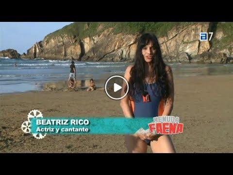 Beatriz Rico -  Vigilante de la Playa de Asturies