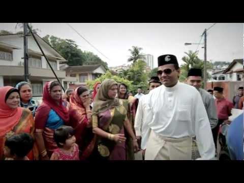 Malaysia Indian Muslim Wedding - Ishak & Nurul //