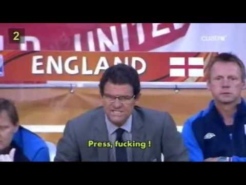 Capello bullying England legend Stuart Pearce - disgraceful