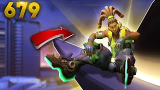 Cool Lucio Spot!! | Overwatch Daily Moments Ep.679 (Funny and Random Moments)