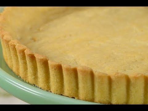 Sweet Pastry Crust Recipe Demonstration - Joyofbaking.com - YouTube