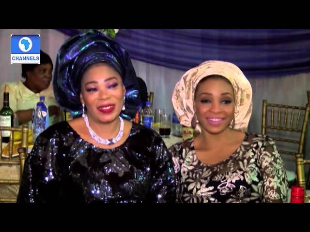 Metrofile: Honour Bestowed Upon Alhaja Taibat Abeke Ogunbambi With Fidau Prayer