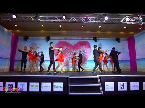 MDC SHOW - LEBANON LATIN FESTIVAL 2018