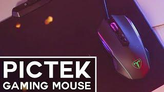 PICTEK Gaming Mouse - Review