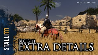 ►Mount & Blade II: Bannerlord | Extra Details about the New Features Revealed at Gamescom