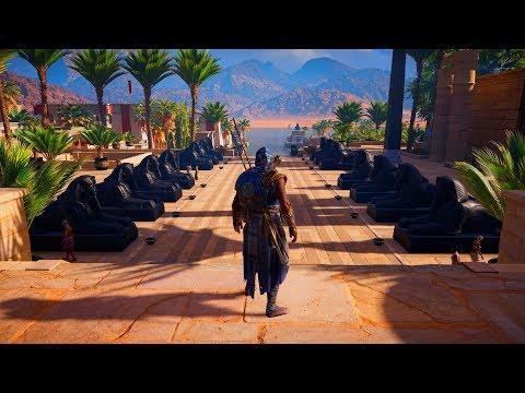 Assassin's Creed Origins и ХЕЙТ