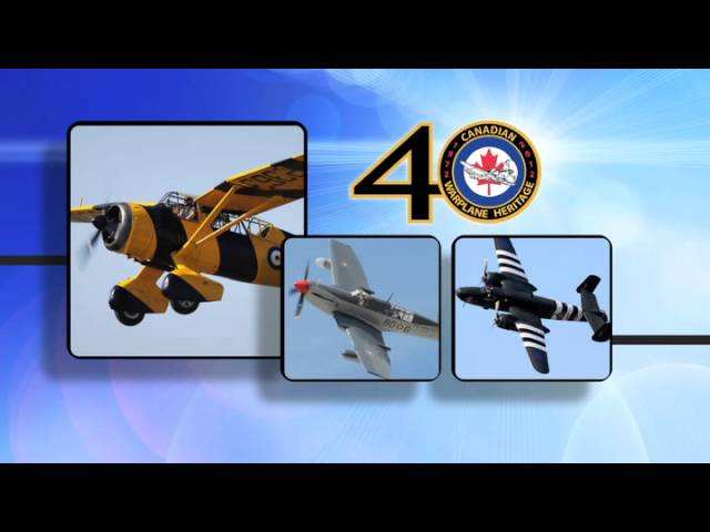 Canadian Warplane Heritage Museum - Summer 2012 TV