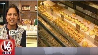 Gujarat Sweet Shop Sells Gold Sweets Ahead Of Rakhi Festival  - netivaarthalu.com