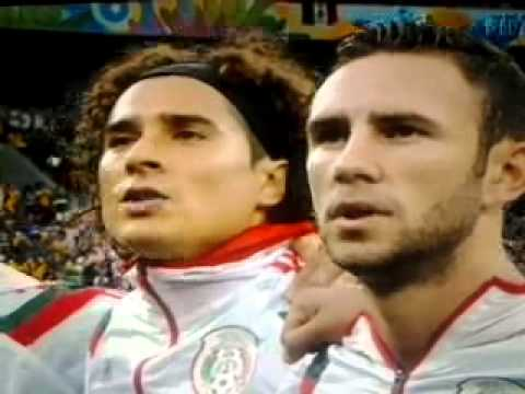 Brazil Fifa World Cup 2014 - National Anthem Mexico video