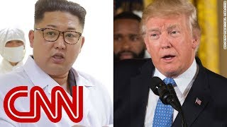 Trump guarantees Kim Jong Un
