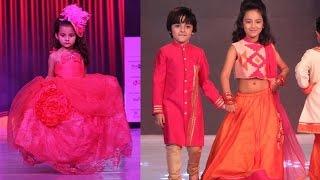 India Kids Fashion Week | Kids Ramp walk!