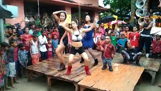 HD VIDEO ||Bhukur Bhukur Light Barab Karejau|| Bhojpuri Hot Arkestra 2017