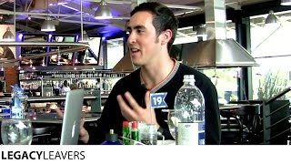 Nadav Ossendryver Interview on Legacy Leavers