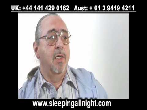 BUTEYKO UK:  Sleep Apnoea TRIAL Glasgow.wmv