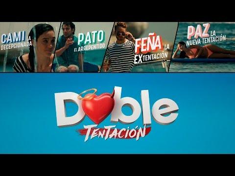 Spot Oficial Doble Tentación / Nuevo Reality / Mega