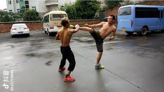 Những màn solo võ thuật đỉnh cao Trung Quốc