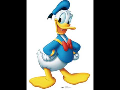 Donald Duck BLOW Job Impersantion