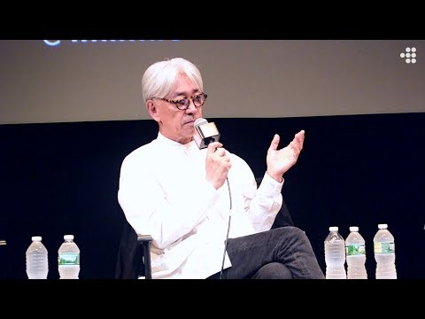 Ryuichi Sakamoto On Returning To Music After His Cancer Diagnosis