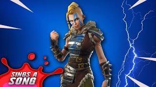 Fortnite Season 5 Song 'Imma Viking!' (Norse Peng Ting)