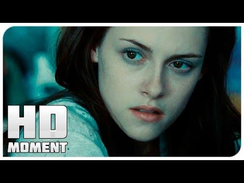 Знакомство Эдварда и Беллы - Сумерки (2008) - Момент из фильма