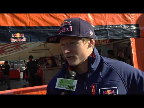 Race Day LIVE - 2015 Anaheim Press Day with Justin Hill