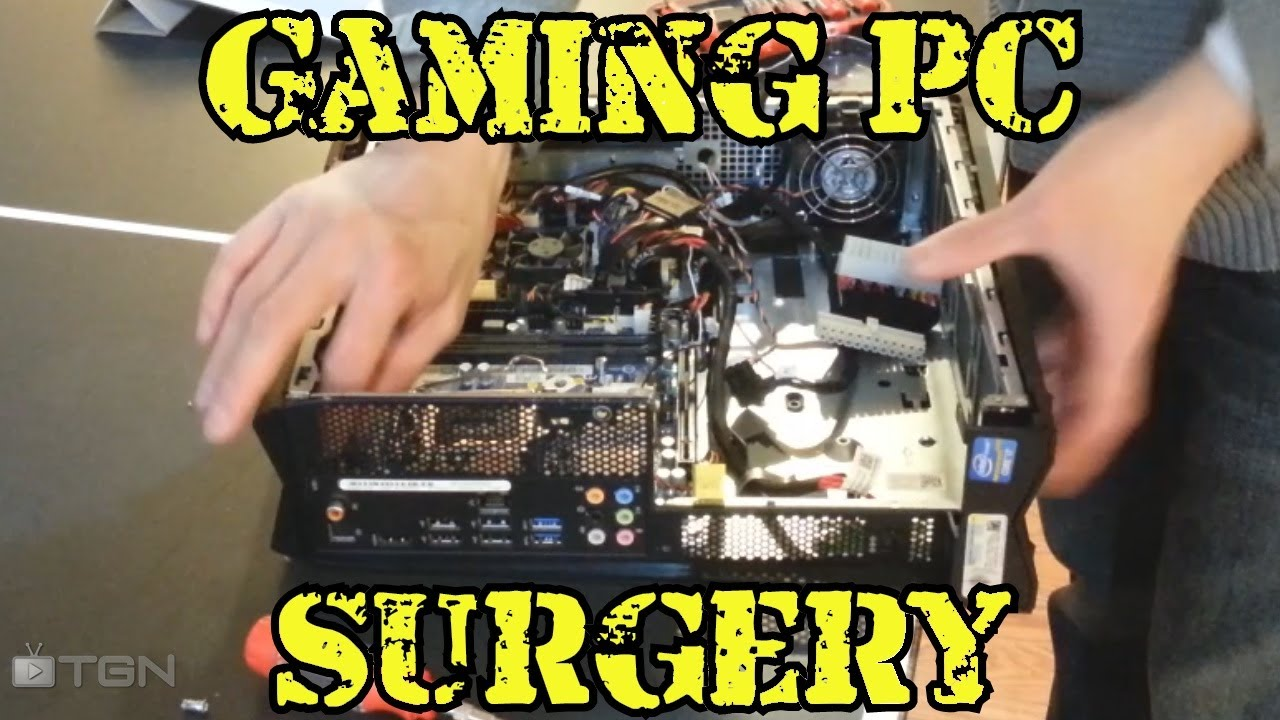 Alienware X51 Full System Breakdown Disassembly