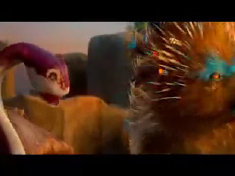 Ga'Hoole - Clip Extendido 1 - Español