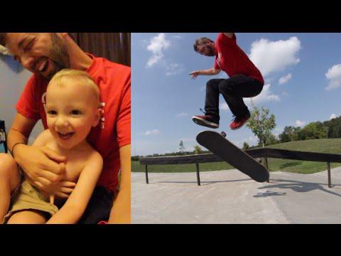 ADIML 26: Skateboard Rehab! Tacos! Toddler!