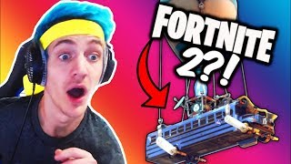 Ninja FAILS to THANK DRIVER (You Won't Believe What Happens Next!) [FORTNITE 2 BETA]