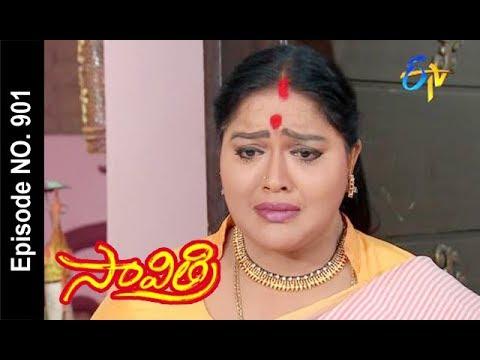 Savithri | 19th February 2018|Full Episode No 901 | ETV Telugu