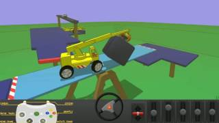 The Little Crane That Could Gameplay
