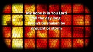 Watch Aaron Shust My Hope Is In You video