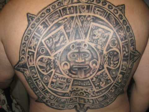 Aztec Tattoo Designs – Krazyhorse Tattoos Kennett MO