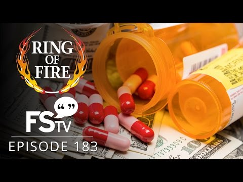 Ring of Fire On Free Speech TV | Episode 183 - Big Pharma's Price Gouging Continues