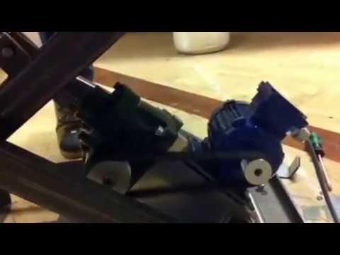 Build A Electric Scissor Lift Platform With Lead Screw