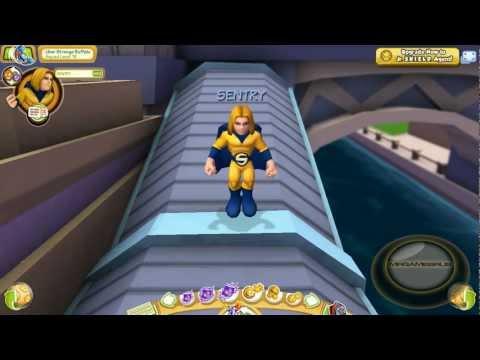 Marvel Super Hero Squad Online Sentry- HD