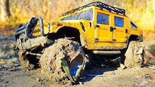 RC Car Extreme MUD Hummer H1 Axial SCX10 — RC Extreme Pictures