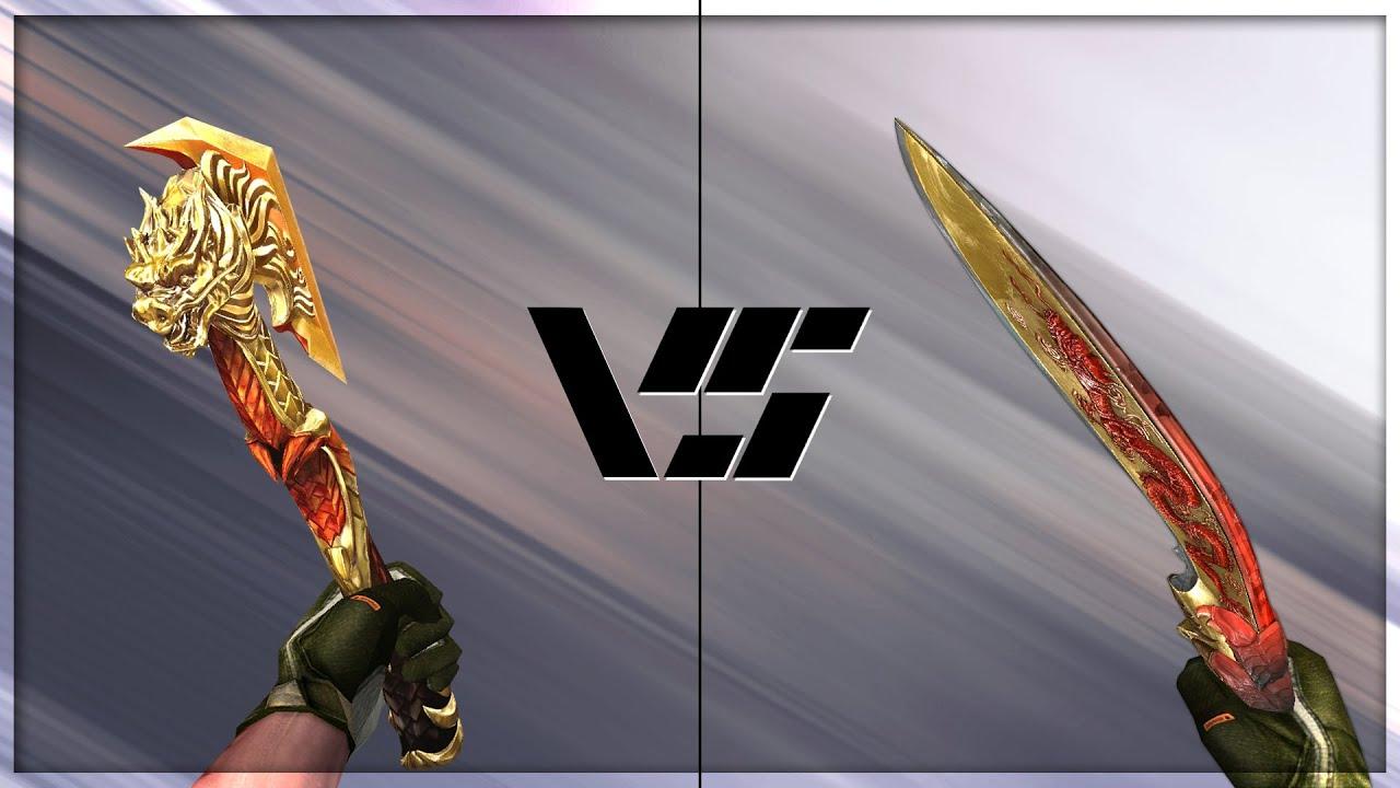 Axe Beast cf 2.0 Combat Axe-beast vs