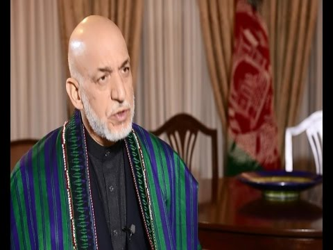 U.S failed to gain objectives of fight against terrorism in Afghanistan: Karzai