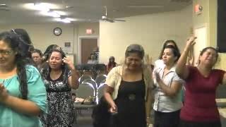 """IEAYS Parte 6 Conferencia Para Mujeres Cristianas """"¿Mujer Donde Estas Sentada?"""" Efesios 1:3"""