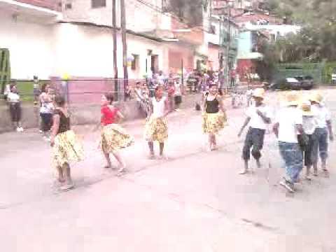 baile del matigua caraballo dia del niño