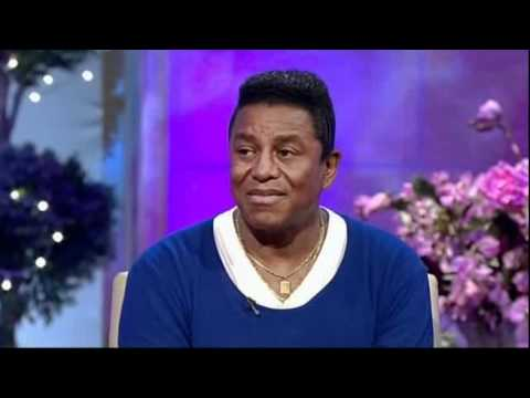 Jermaine Jackson emotional discussing Michael Jackson on Alan Titchmarsh Show - 26th September 2011