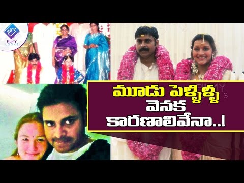 Shocking reasons Behind Pawan Kalyan's 3 Marriages | Pawan kalayan | Renu Desai | #PSPK25